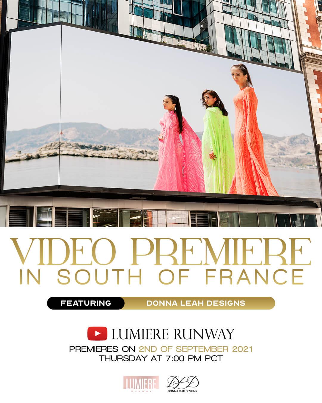 Video Premiere - Flyer MP